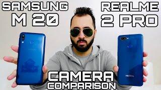 Samsung M20 vs Realme 2 Pro Camera Comparison|Samsung M20 Camera Review|Worst Portrait Mode?