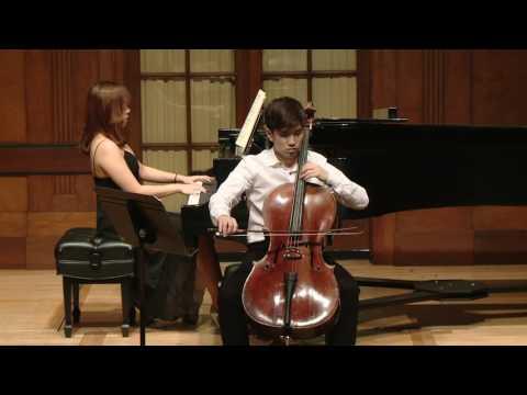 Schubert Arpeggione Sonata in A minor D  821