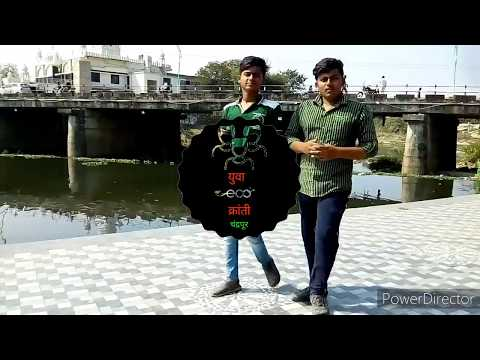 people dumping garabage in river | youth eco revolution | interview and suggestions
