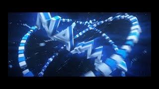 FREE BLUE CRAZY AE/C4D Intro Template #761 + Tutorial