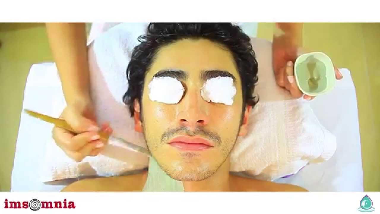 Buen limpiador facial para hombres