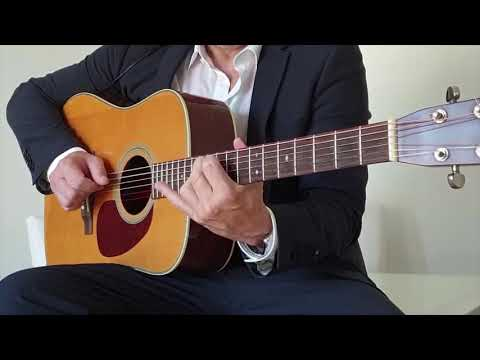 Henry Mancini - The Pink Panther - Acoustic Guitar Cover Fingerstyle