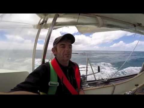 SAILING To TASMANIA, BASS STRAIT, CAMPER & NICHOLSONS 38, King Island to Stanley, Tas