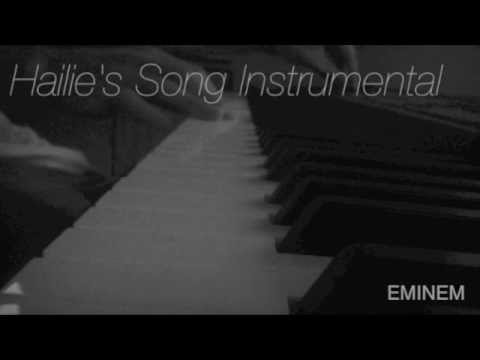 Hailies Song  Eminem Instrumental