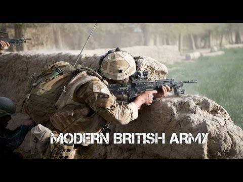Modern British Army 2016