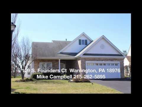 129 S  Founders Ct  Warrington, PA 18976