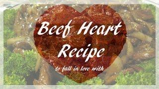 Рецепт Говяжьего Сердца / Витамин Б-12