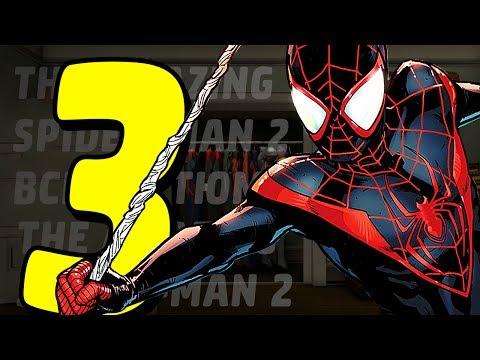 Все Костюмы - The Amazing Spider-Man 2 - Часть 3