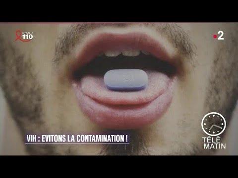 Santé - VIH: Évitons la contamination !