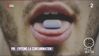 Santé - VIH : Évitons la contamination !