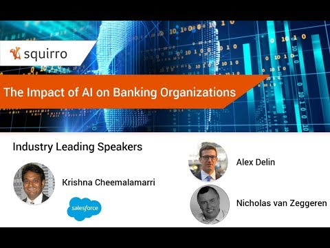 North American Webinar: The Impact of AI on Banking Organiza