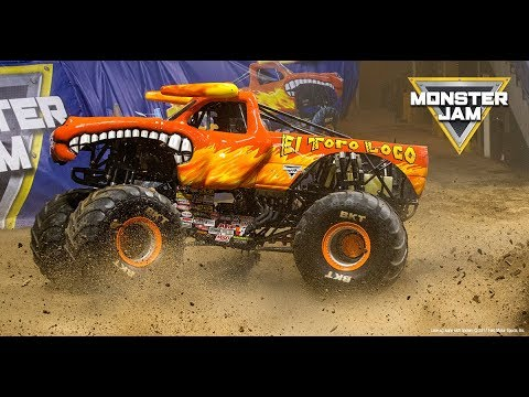 This Is Monster Jam // KickOff 2018