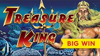 Treasure King Slot - WHOA, TOP SYMBOL BIG WIN!