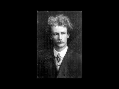 Furtwängler - Symphony in B minor 1908, Largo 1st Mov - Walter, SSPO (1993)