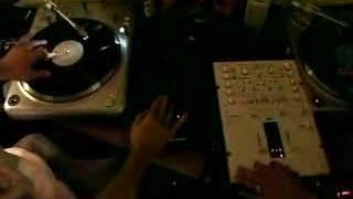 Teeko, D-Styles, Mike Boo rehearsal in Greenwich London 2007