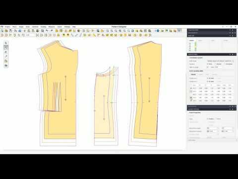 Size Manager Gemini Pattern Designer X19 Youtube