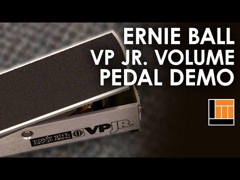 Ernie Ball VP Jr. Volume Pedal [Product Demonstration]