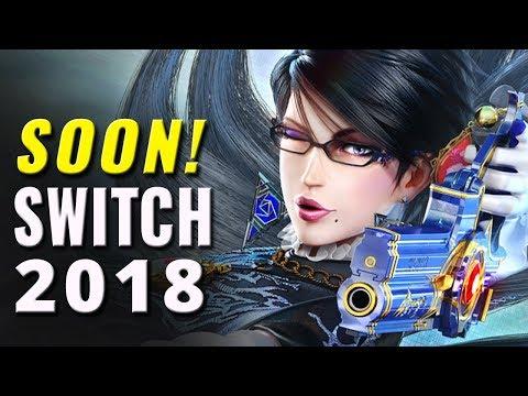 45 Upcoming Nintendo Switch Games of 2018 (Jan - Jun)