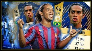 FIFA 18: PRIME RONALDINHO SBC + TOTY IM PACK!!