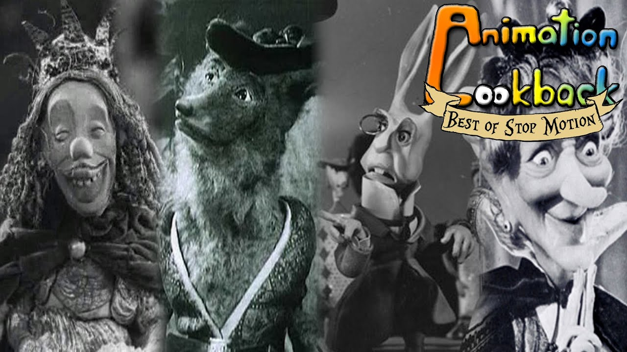 The First Stop Motion Films Animation Lookback The Best Of Stop Motion Youtube