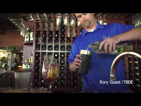 White Sangria :: Waterside Restaurant :: Oxnard, CA :: The Best Drink Ever