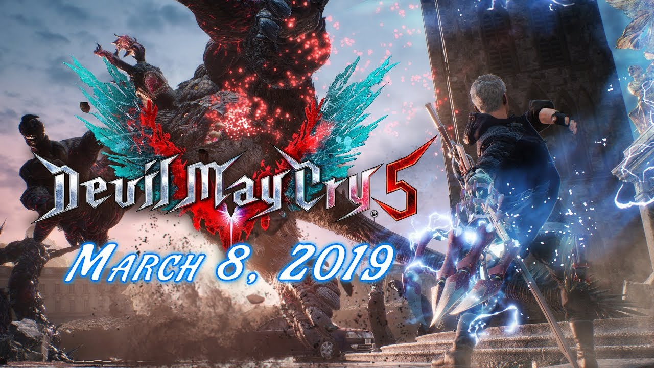 Devil May Cry 5' hands-on: Fantastically familiar