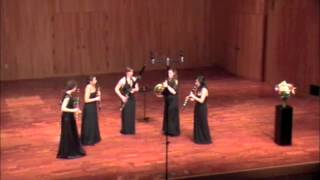 Arabesque Winds - Bozza Scherzo for Winds