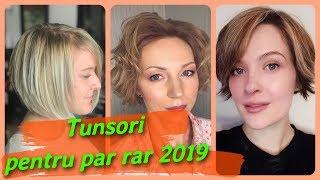 Modele Tunsori Par Scurt 2018