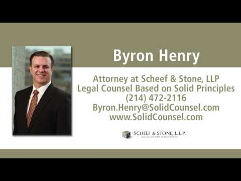 Byron Henry weighs in on Federal judge blocking Obama