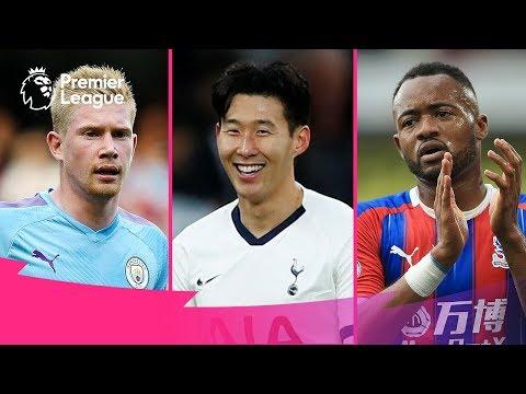 BEST Premier League Goals of the Month | December | 2019/20 - 2015/16