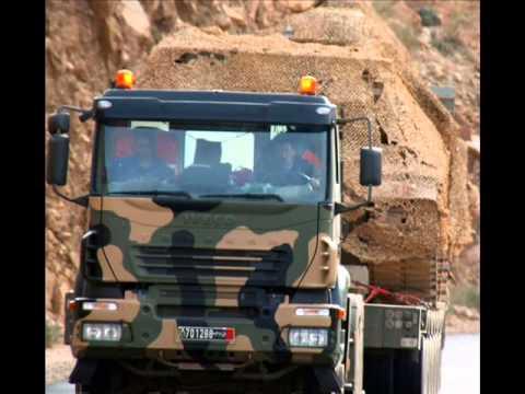 army maroc 2014
