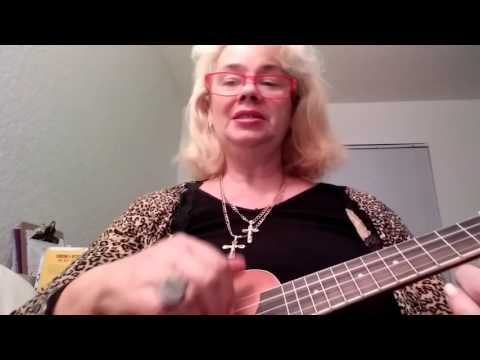 Uke one chord song for kids