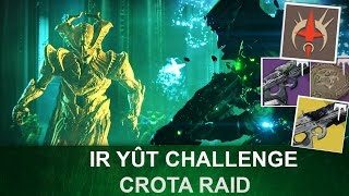 Destiny: Ir Yut Challenge Guide / Hexe Challenge Guide (Deutsch/German)