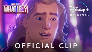 """""""First Contact"""" Official Clip   Marvel Studios' What If…?   Disney+"""