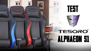 [Cowcot TV] Test siège Gamer TESORO ALPHAEON S1