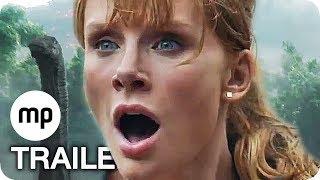 Jurassic World 2: Das gefallene Königreich Trailer Teaser German Deutsch (2018)