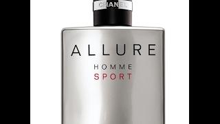 Chanel Allure Homme Sport in Arabic تقييم شانيل اولير اوم سبورت