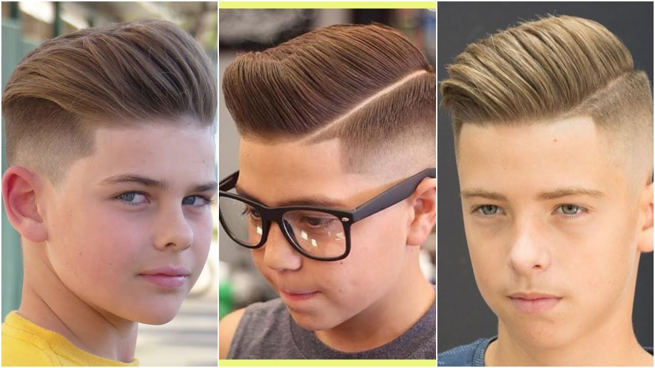 12 Year Old Boy Haircuts 2020 New Latest Haircuts Designs Brilliant Fashion Odeas Youtube
