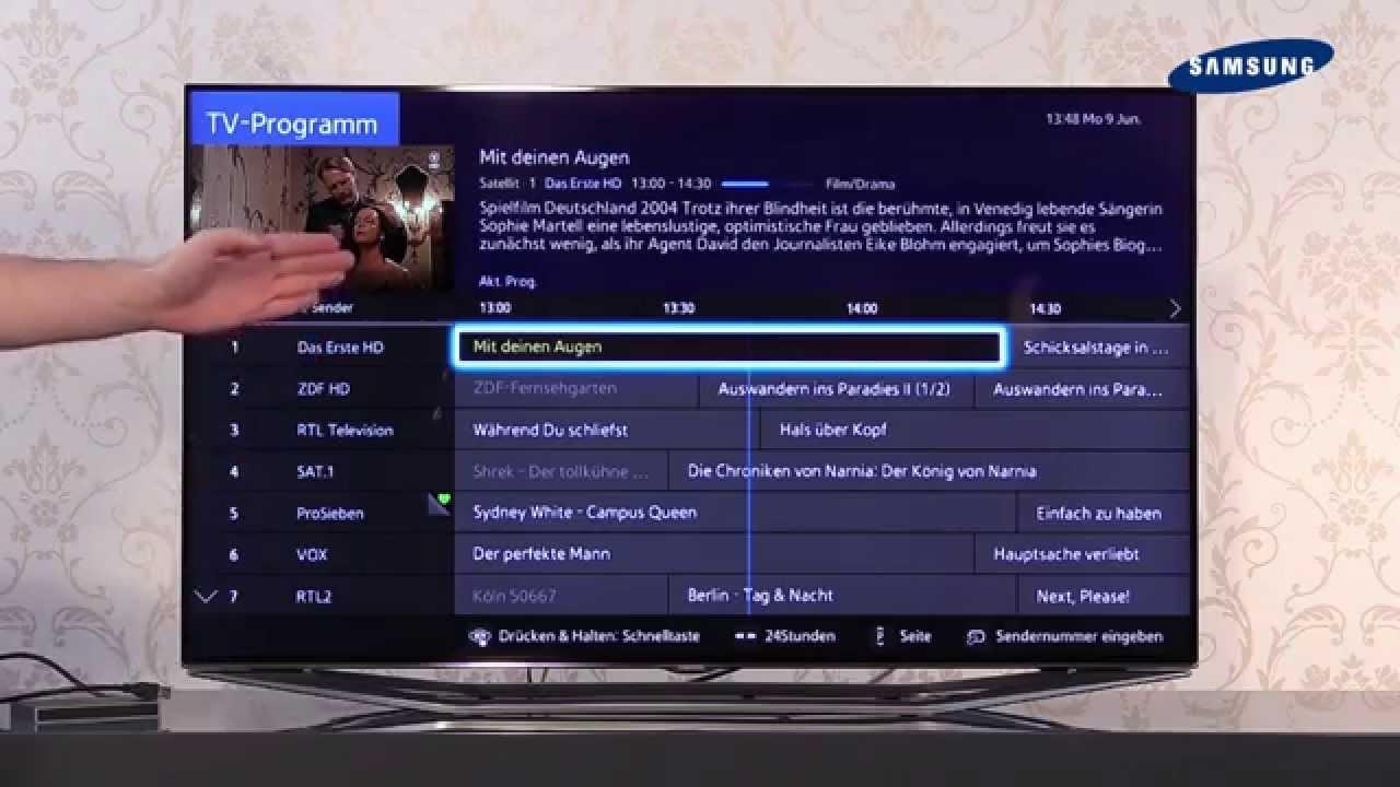 entertain tv aufnahmen