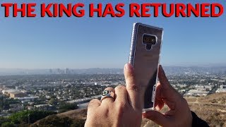 Samsung Galaxy Note 9 Review - The King Has Returned - YouTube Tech Guy