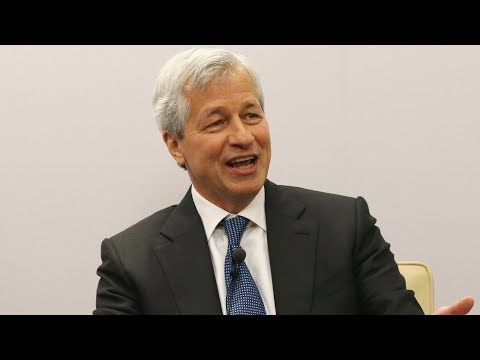 Jamie Dimon talks the future of banking, global economy and student laons
