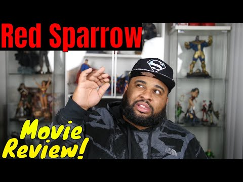 """""""Red Sparrow"""" Movie Review"""