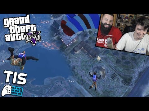 Παίζουμε GTA V #14 (Online) - Τάκηηη!