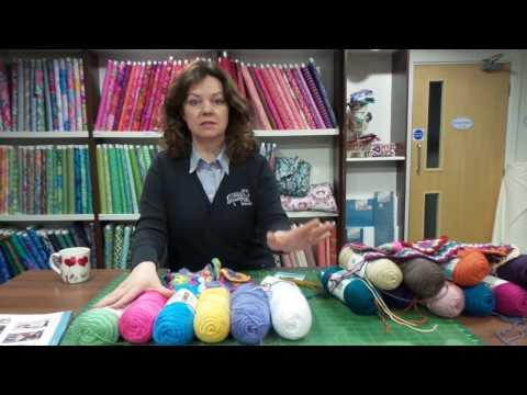 Sara talks about Caron Simply Soft