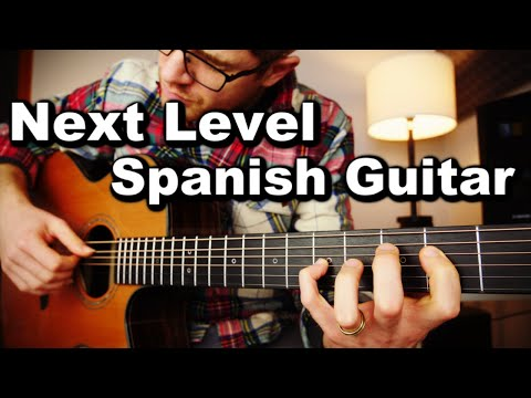 This Spanish Melody Sounds Like Two Guitars