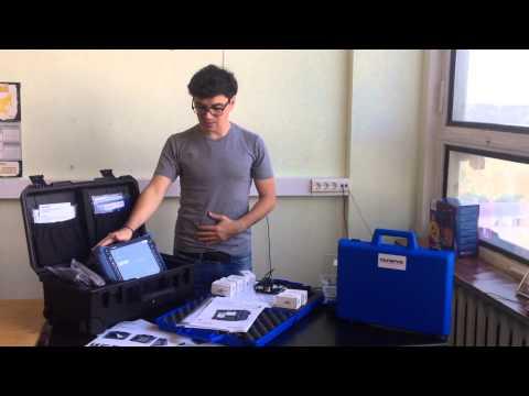 Omniscan mx2 видео 16 128