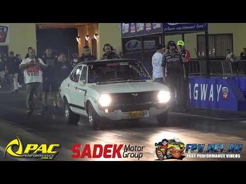 SADEK MOTOR GROUP PAC PERFORMANCE RX4 8.98 @ 152 MPH