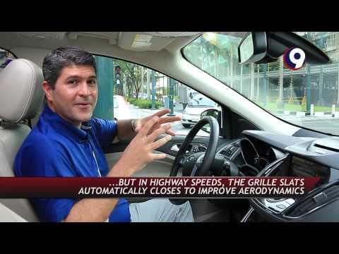 DRIVE Ride Review Ford Escape