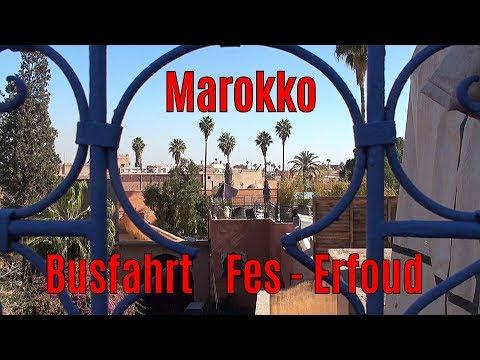2018 Marokko - Rundreise Fahrt Fes - Erfoud 4/5