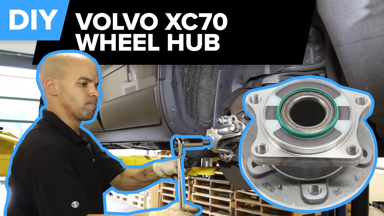 Volvo Xc70 Wheel Hub Replacement Whirring Noise S60